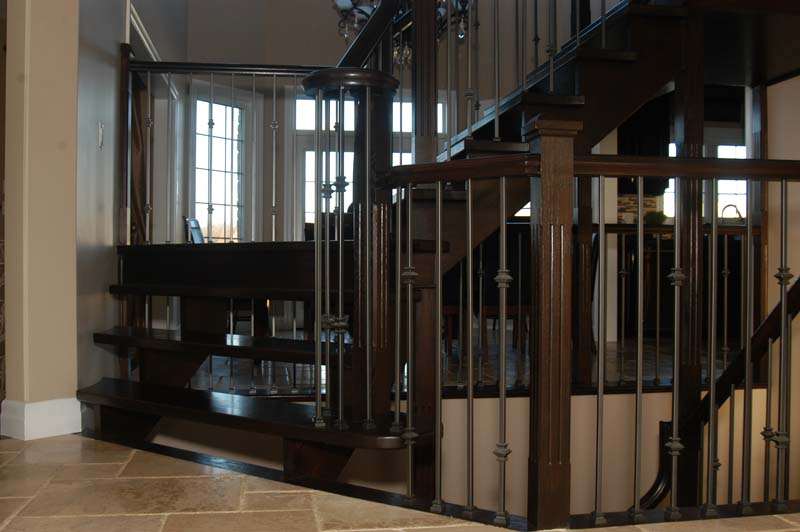 Starail Stairs and Railings - Contemporary Stairs