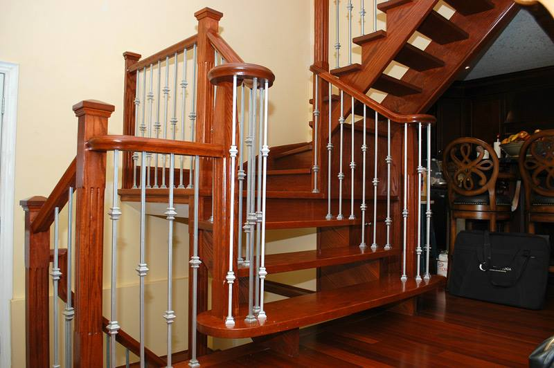 Starail - Stairs and Railings - Samuelson Project